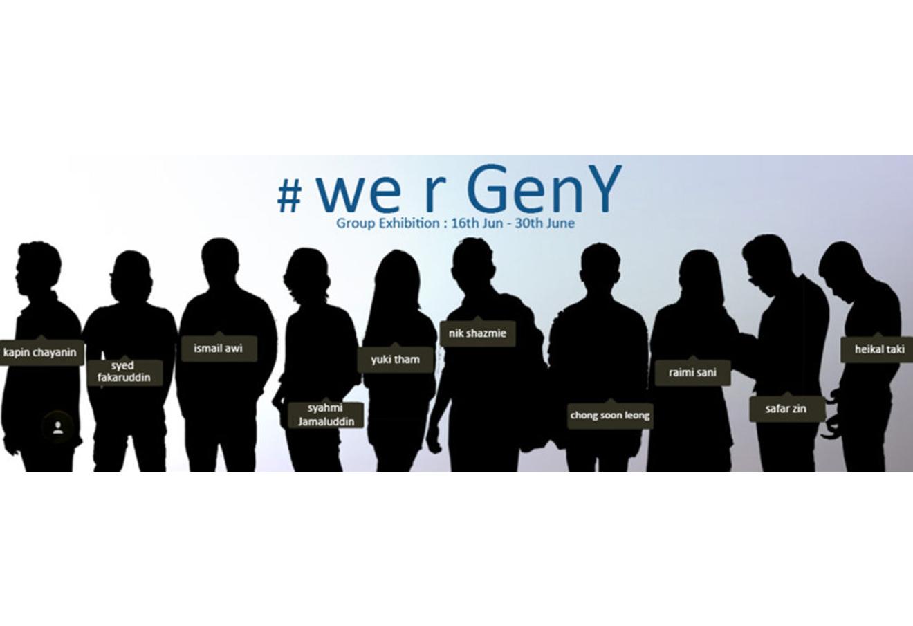 We r Gen-Y