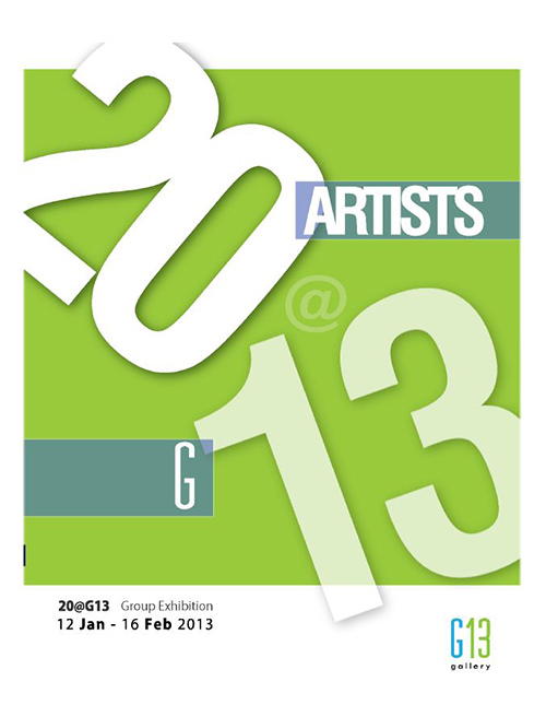 2013 : Group Exhibition