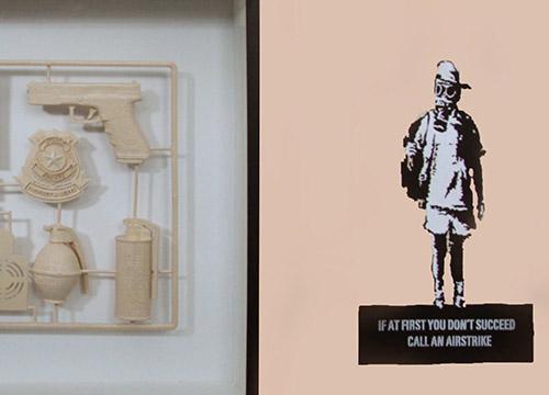 Art of War 3-Gas Mask
