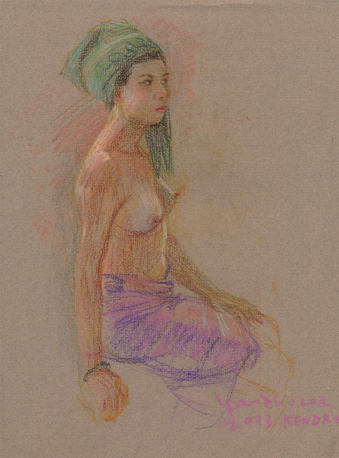Balinese Girl I
