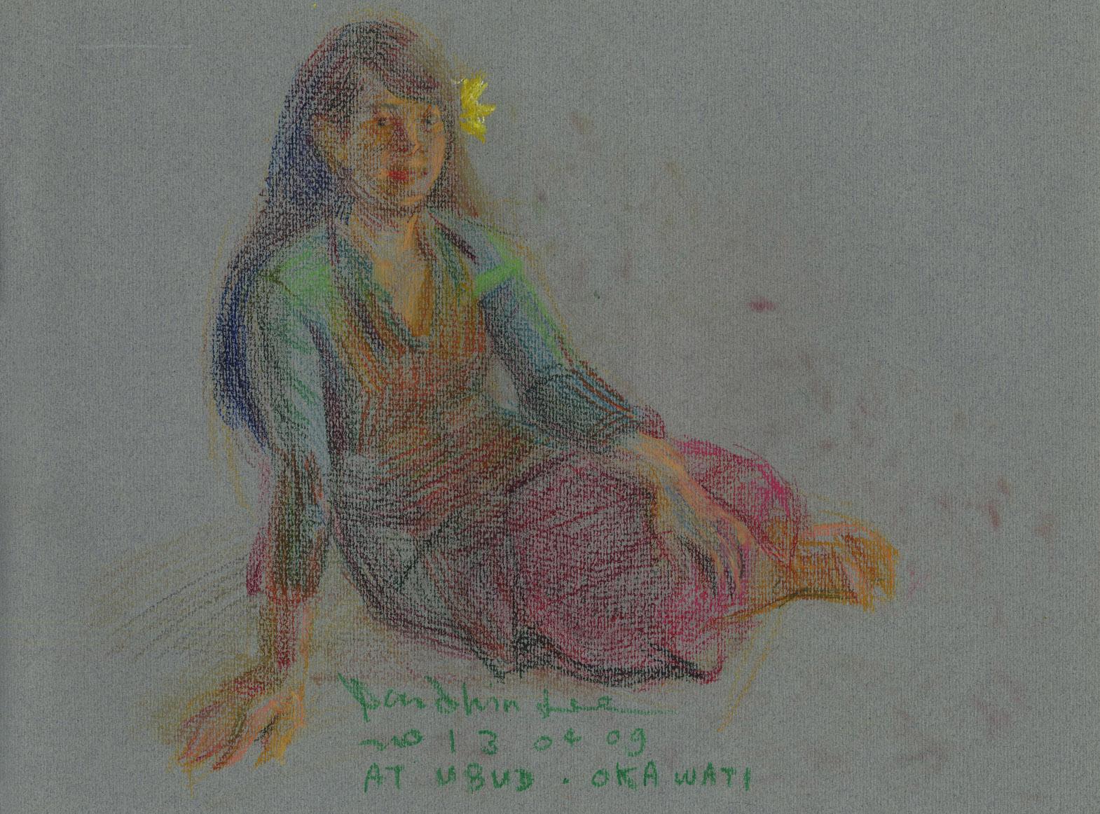 Balinese Girl IV