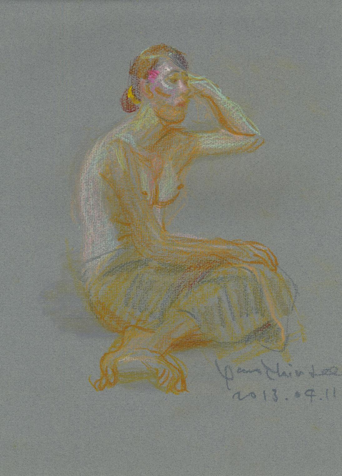 Balinese Girl VII