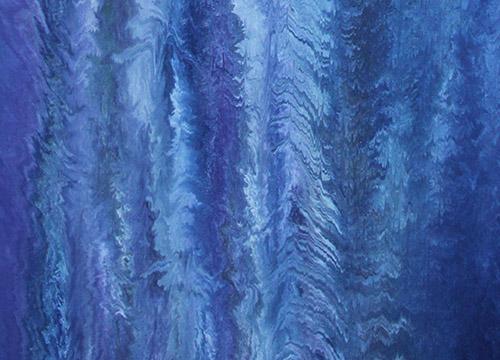 Blue Falls # 1