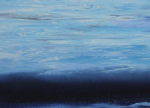 Blue Waves # 1