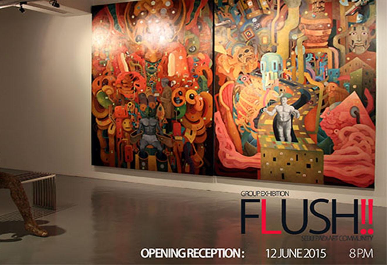 Flush!!!