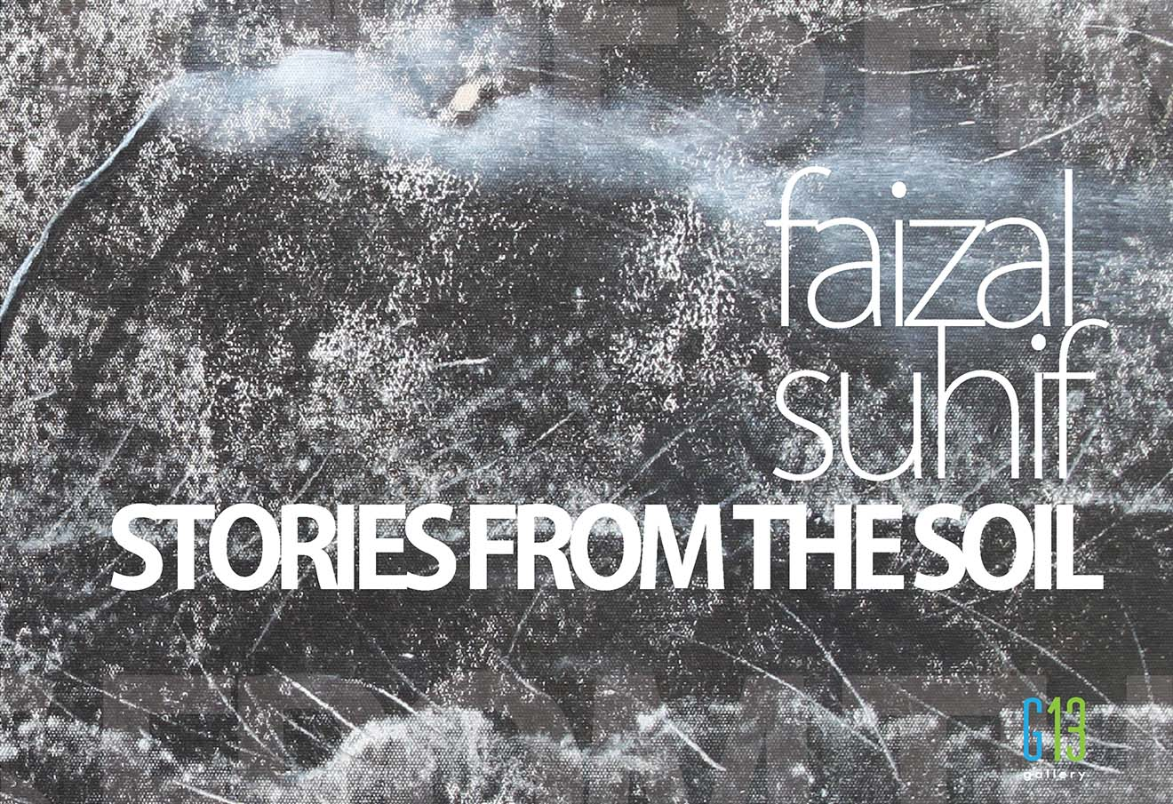 Faizal Suhif Stories From The Soil