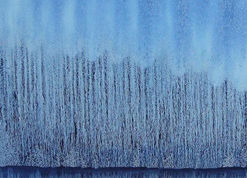 Flow of Blue # 3