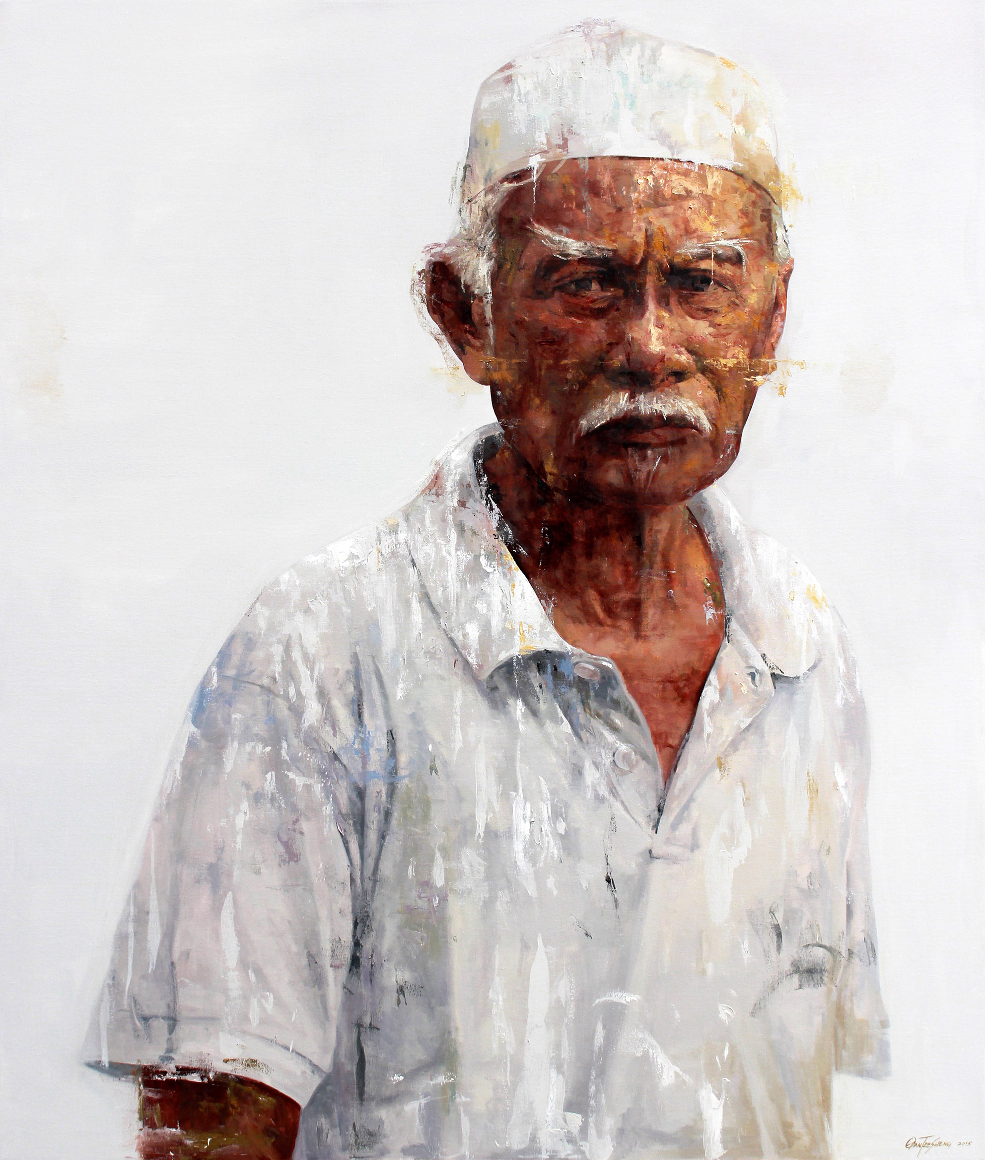 Malay Old Man
