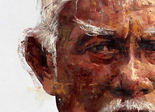 Malay Old Man