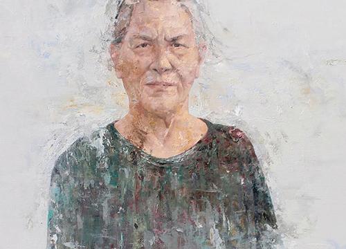 Malay Old Woman