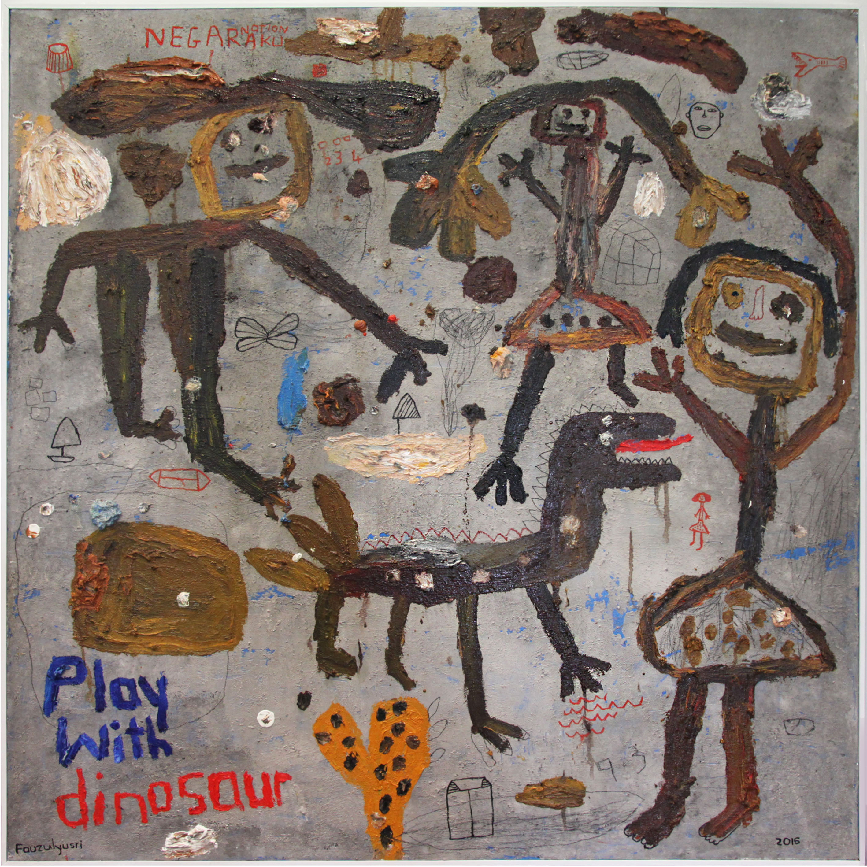 Play With Dinasour