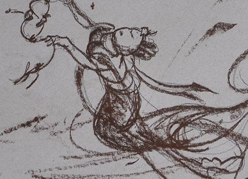 Silk Road Manuscript 1