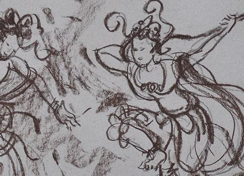 Silk Road Manuscript 4