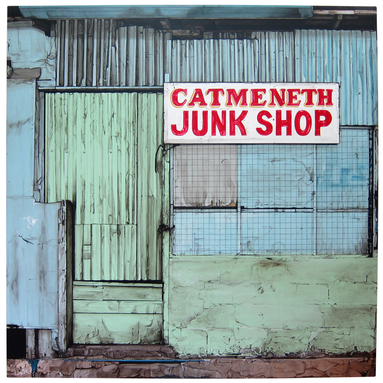 The American Dream- Junk Shop