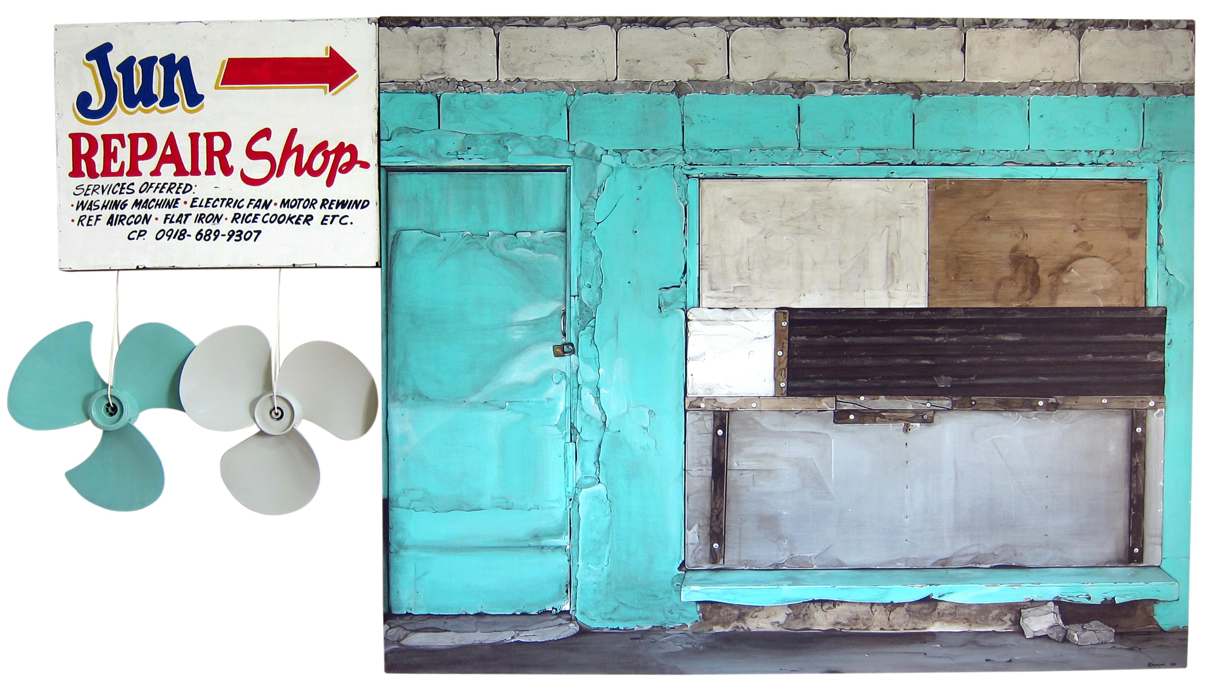 The American Dream - Repair Shop