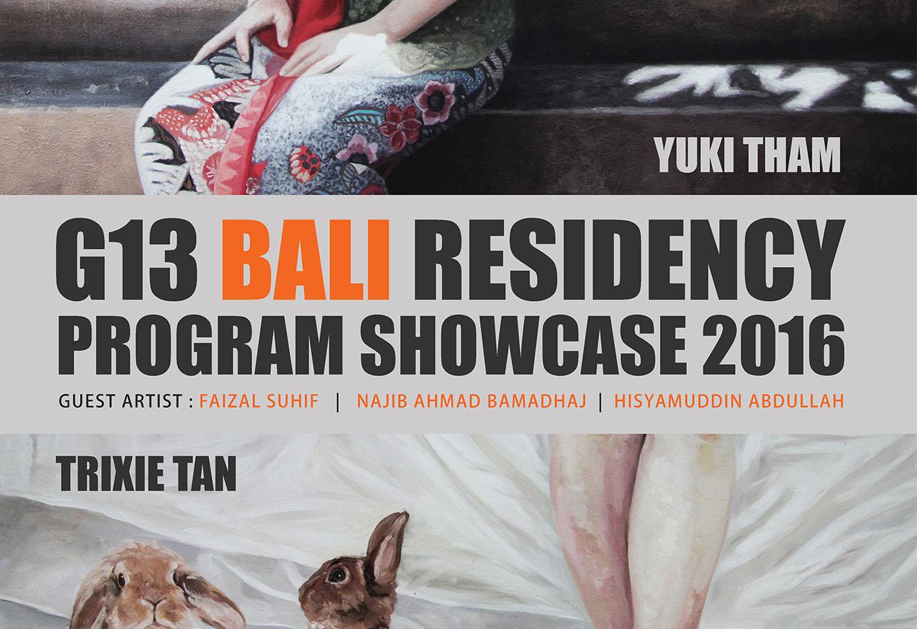 G13 Bali Residency