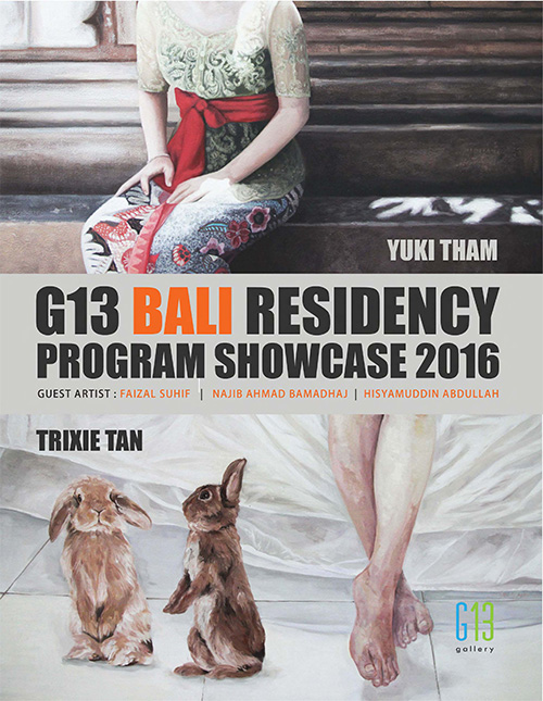 G13 Bali Residency Program Showcase 2016