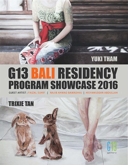 G13 Bali Residency Program Showcase 2016
