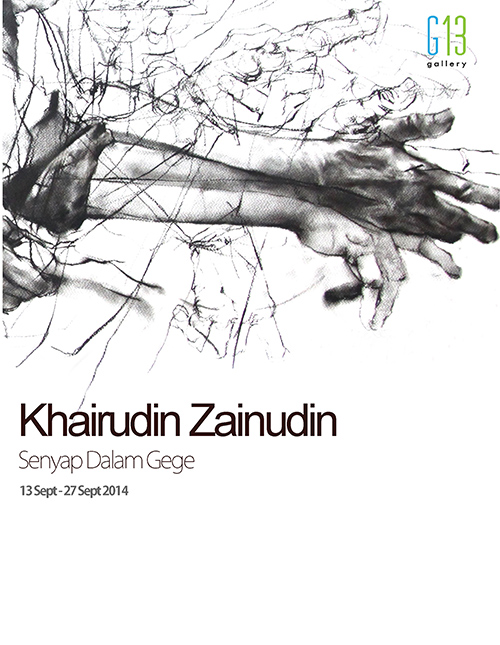 Senyap Dalam Gege – Khairudin Zainudin
