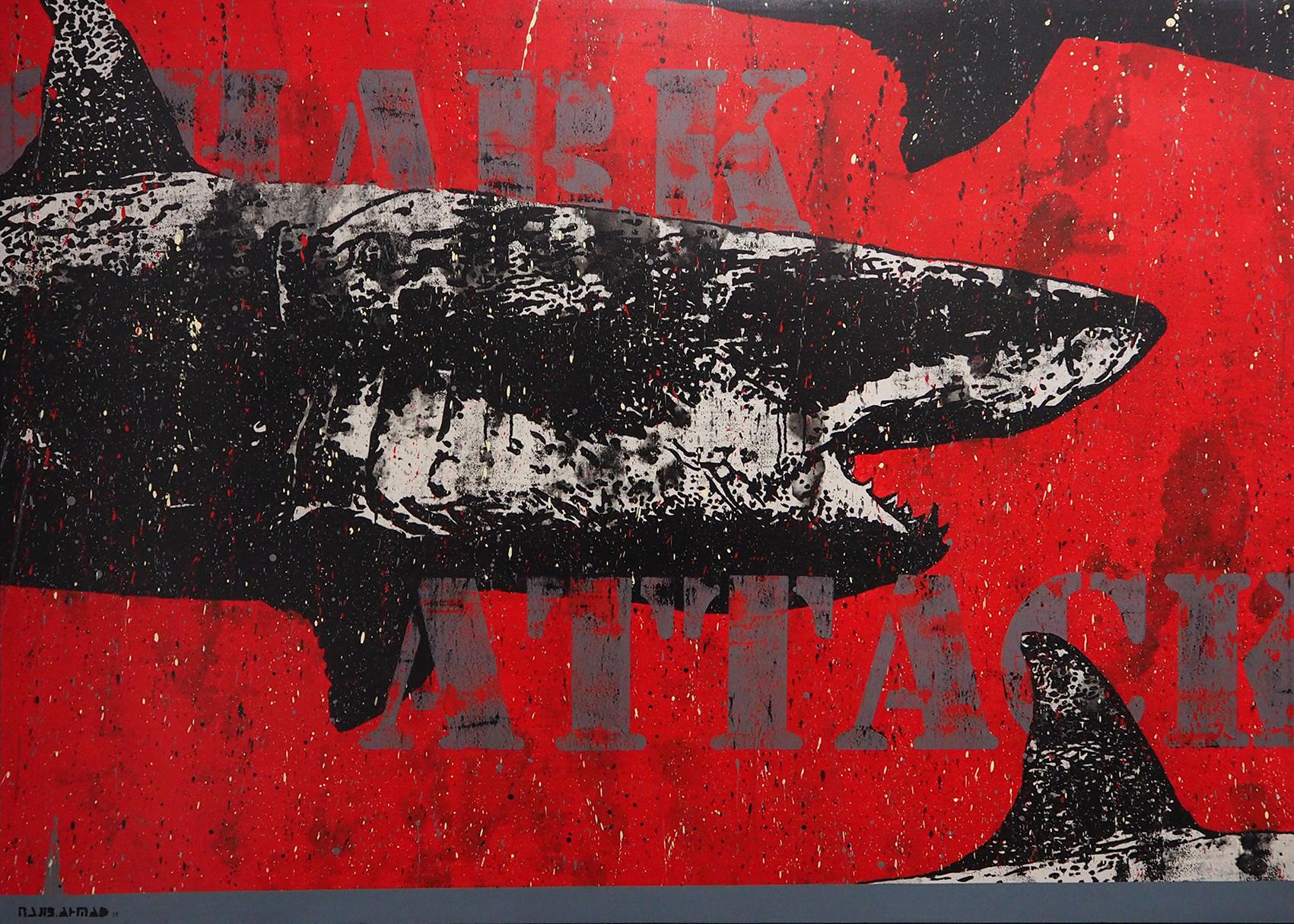 Shark Attack – Najib