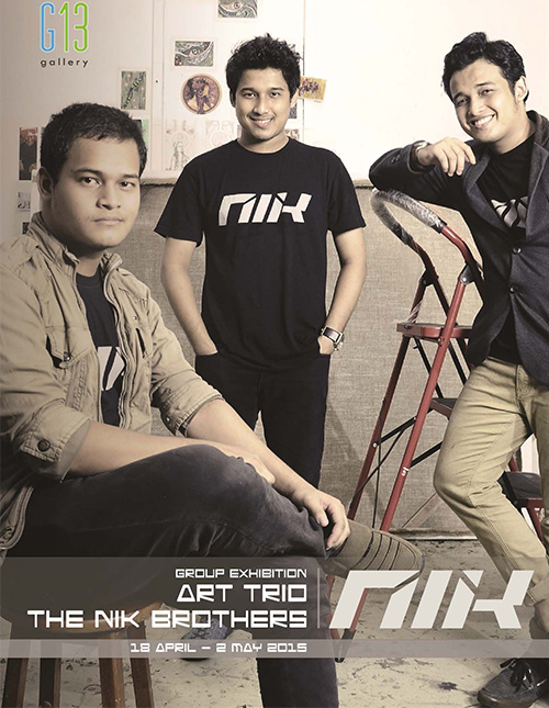 Art Trio The Nik Brothers