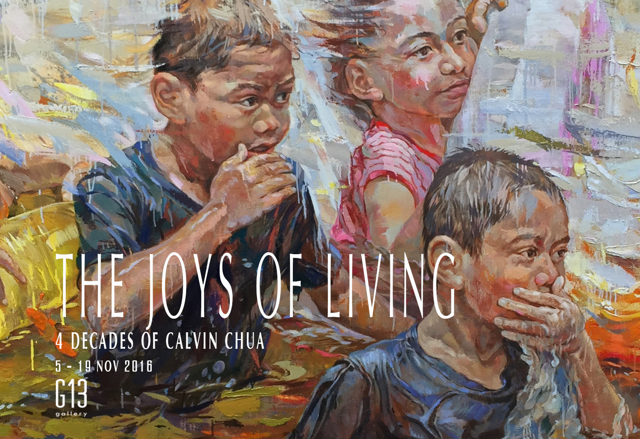 THE JOYS OF LIVING: THE ARTISTRY OF CALVIN CHUA