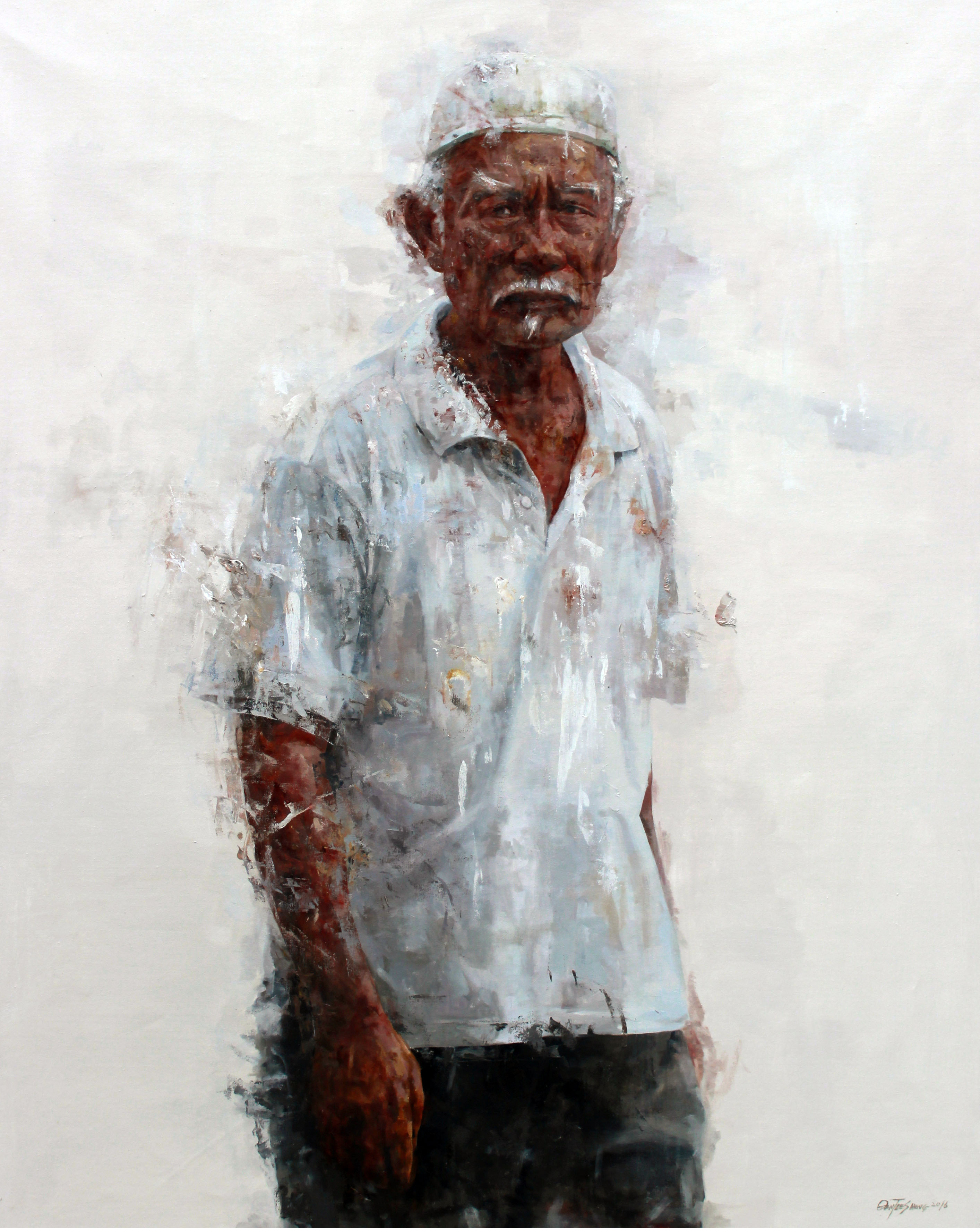 Malay Old Man 2