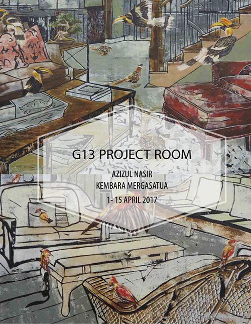 G13 Project Room : Kembara Mergasatua by Azizul Nasir