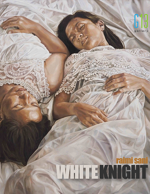 White Knight – Solo Exhibition by Raimi Sani