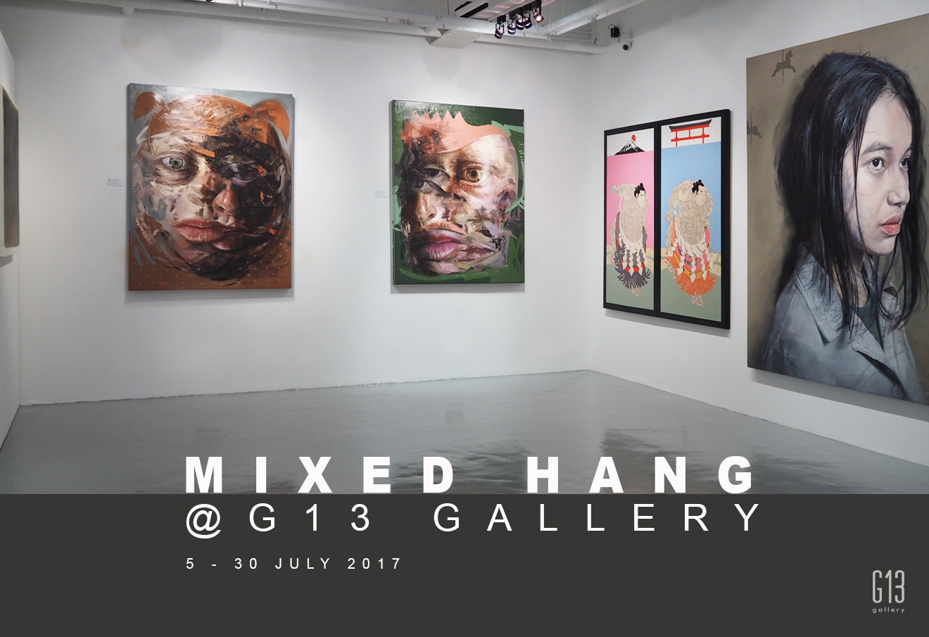 Mixed Hang @G13 Gallery