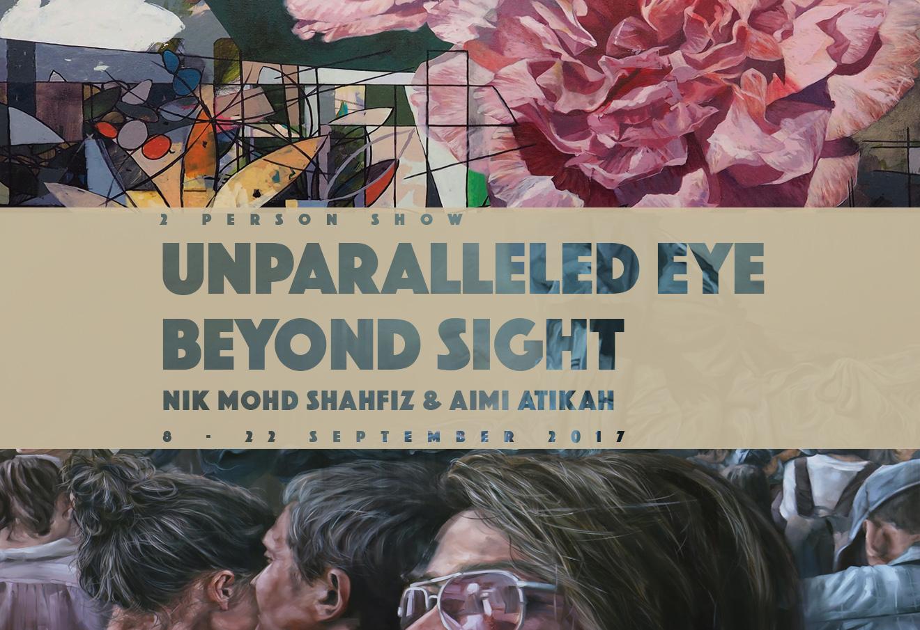 Unparalleled Eye Beyond Sight