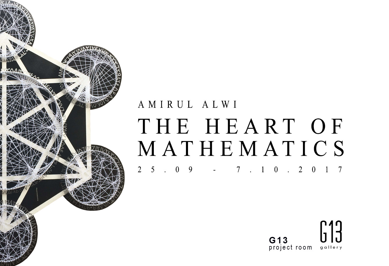 G13 Project Room : The Heart of Mathematic