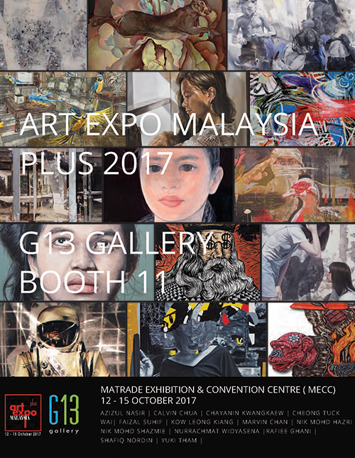 Booth 11 | Art Expo Malaysia Plus 2017