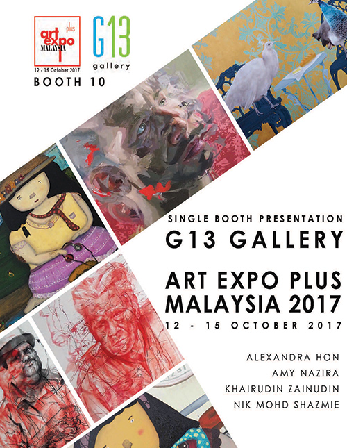 Booth 10 | Art Expo Malaysia Plus 2017