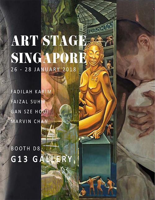 Art Stage Singapore 2018
