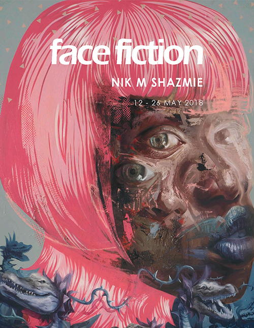 Face Fiction by Nik M Shazmie