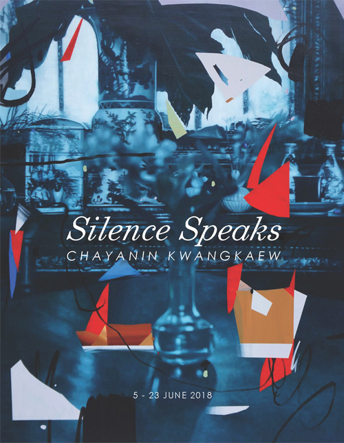 'Silence Speaks' by Chayanin Kwangkaew