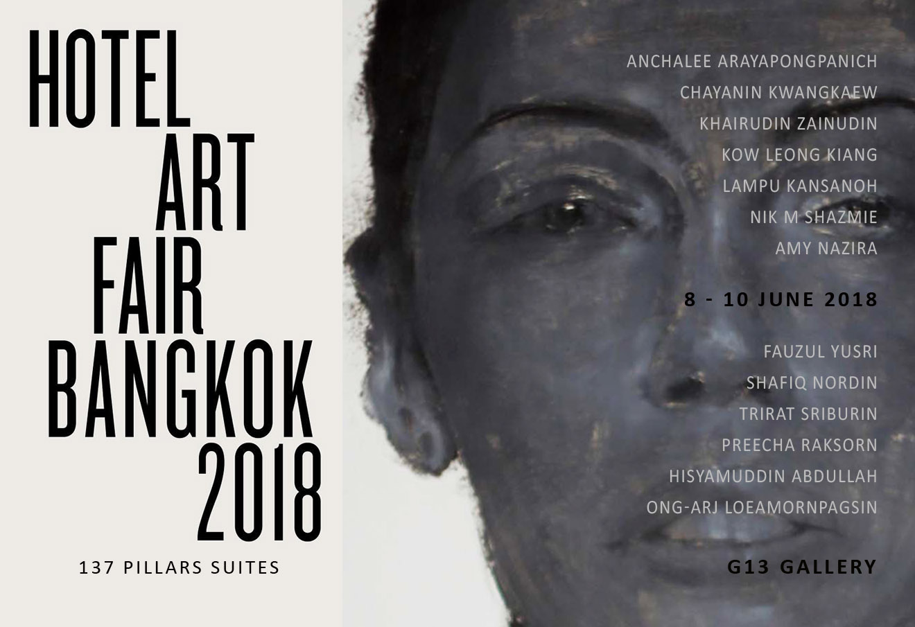 Bangkok Hotel Art Fair 2018