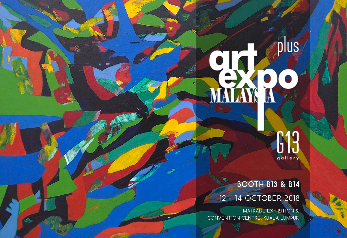 ART EXPO PLUS MALAYSIA 2018