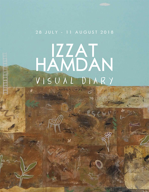 G13 Project Room: 'Visual Diary' by Izzat Hamdan