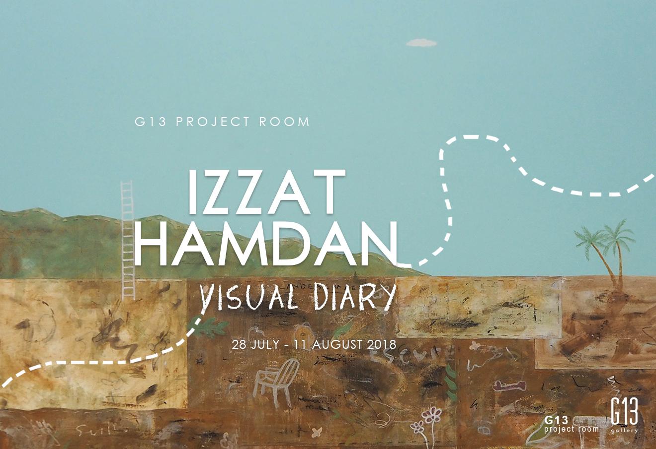 G13 Project Room: Visual Diary by Izzat Hamdan