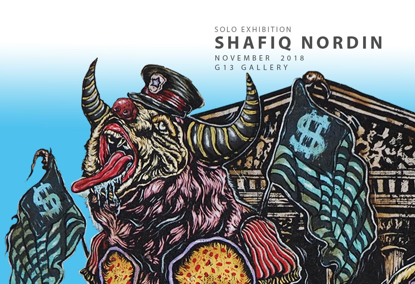COMING SOON     SHAFIQ NORDIN