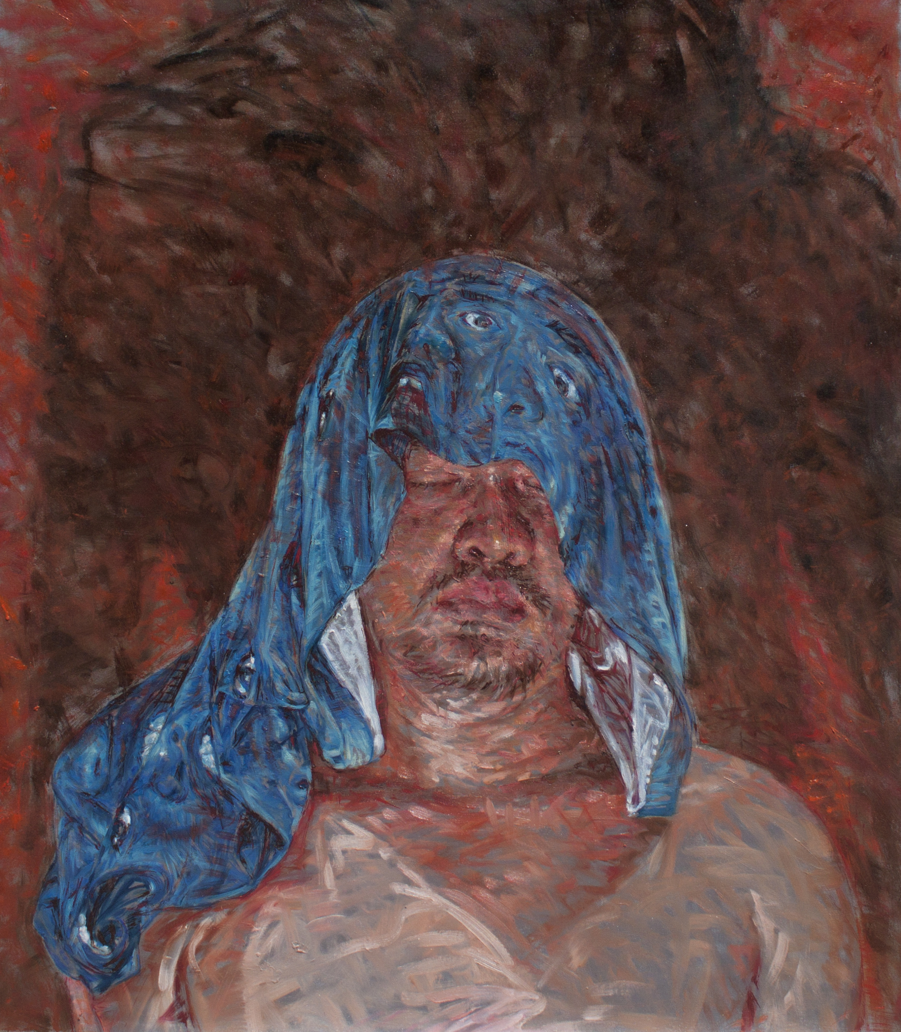 Self Portrait 2 (Moment to Moment) – Preecha