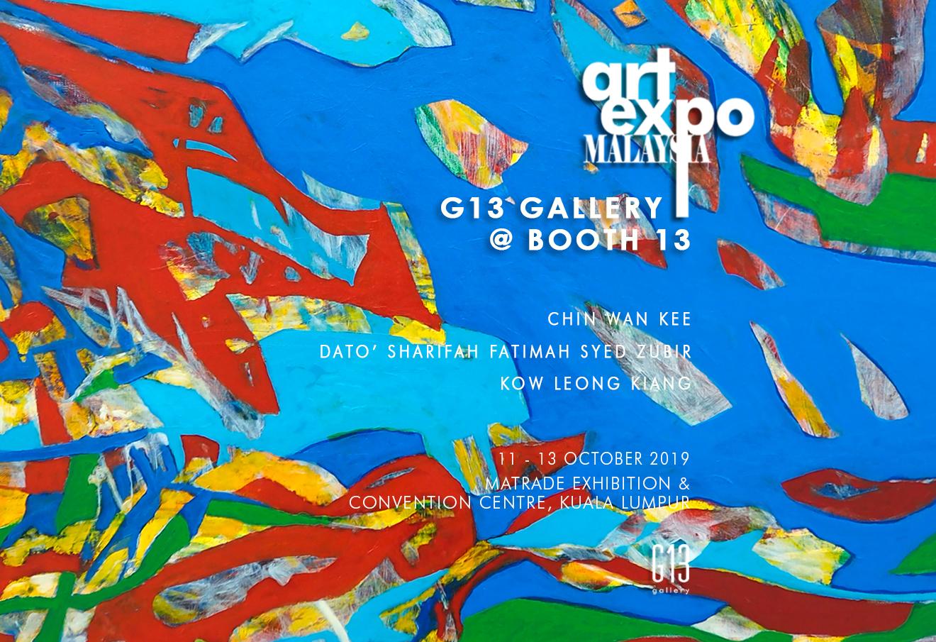 Art Expo Malaysia 2019 @ BOOTH 13