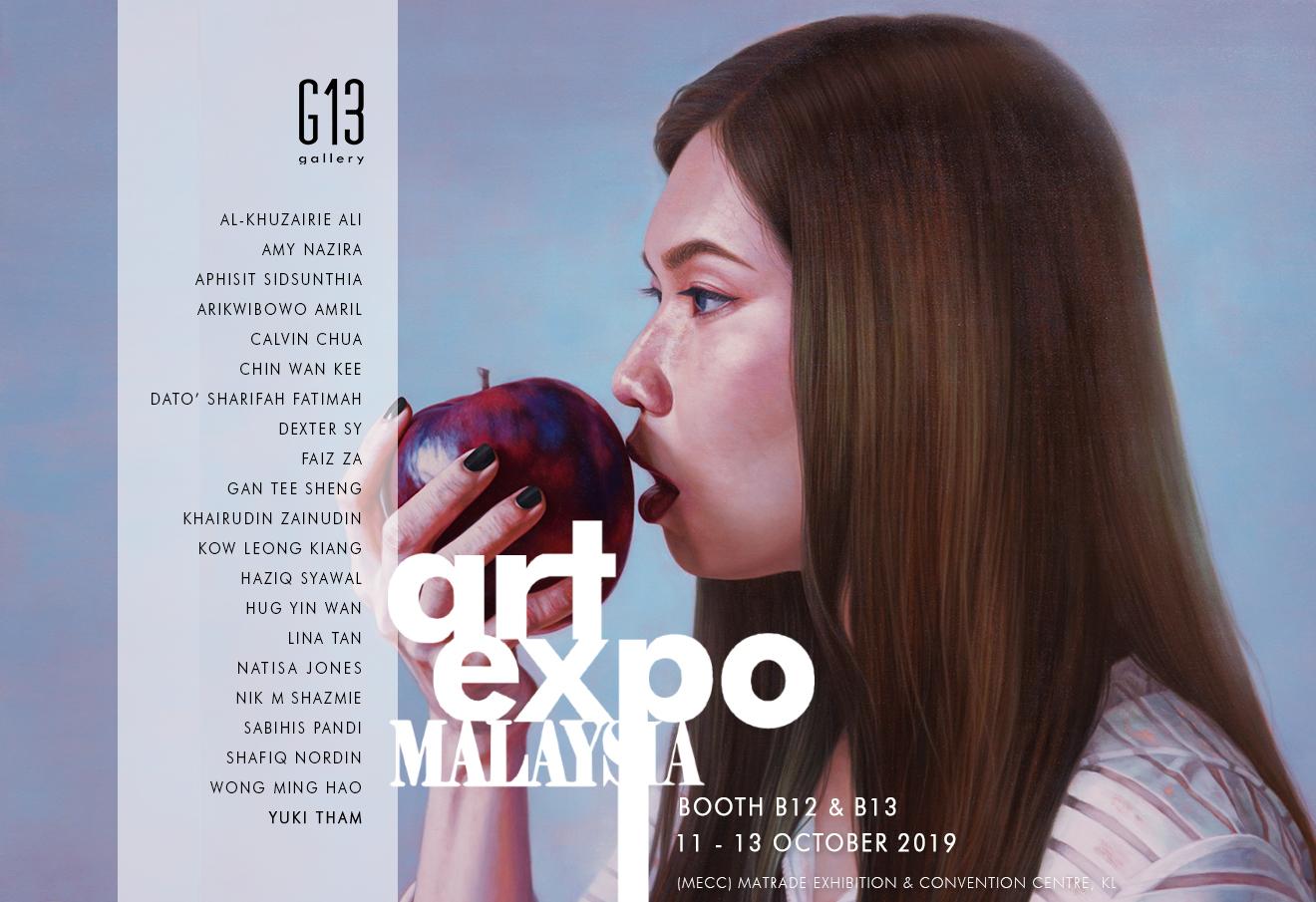 Art Expo Malaysia 2019 @ BOOTH B12