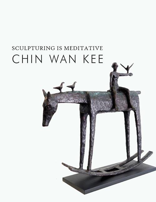 Chin Wan Kee @ Art Expo Malaysia 2019