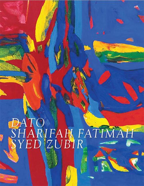 Dato' Sharifah Fatimah Syed Zubir @ Art Expo Malaysia 2019