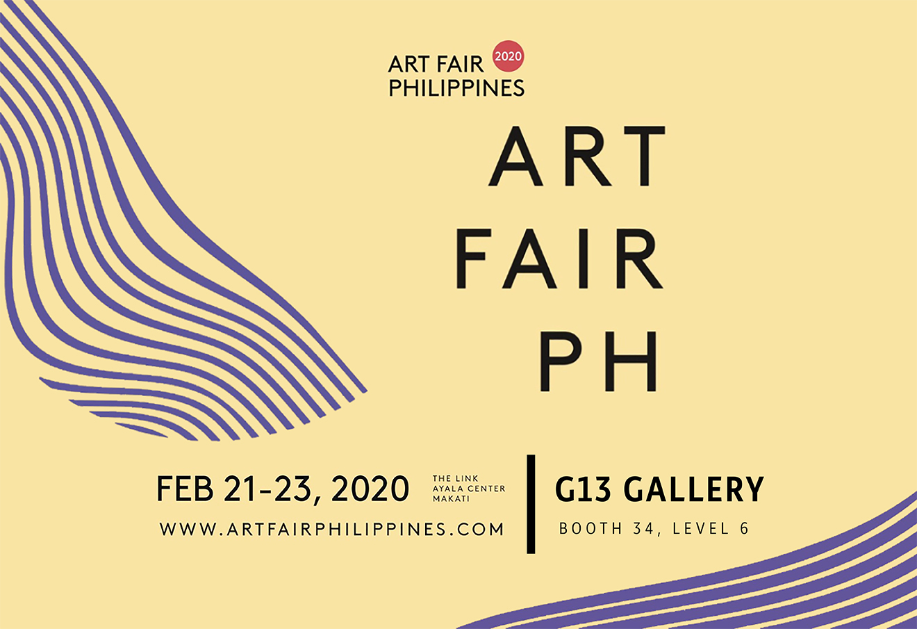 Art Fair Philippines 2020