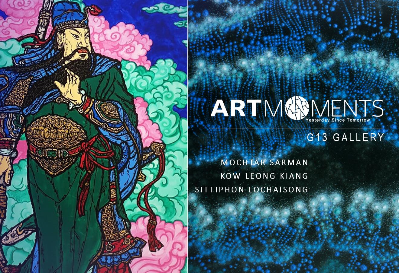 ART MOMENT JAKARTA 2020