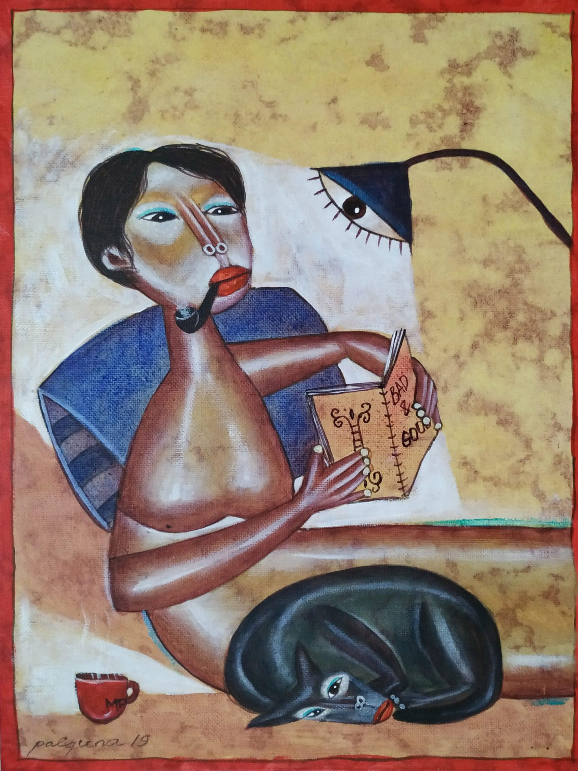 Reading all along the day – Palguna